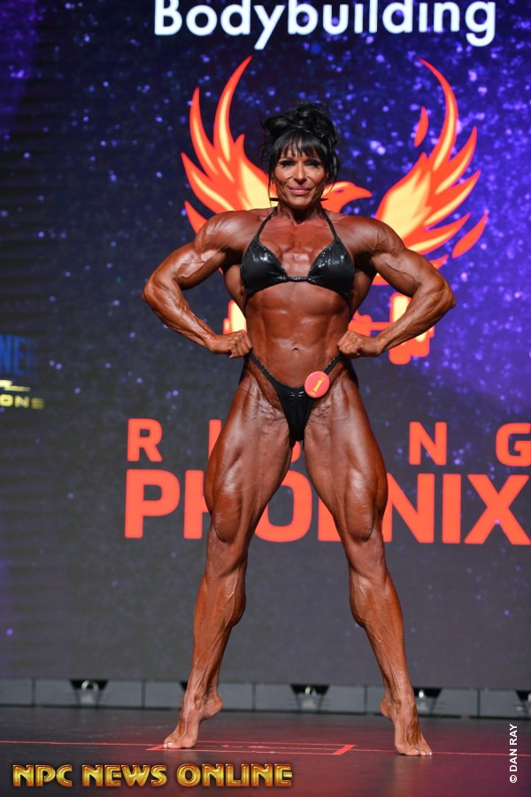 2019 Rising Phoenix Women's Bodybuilding World Championship! 5533494