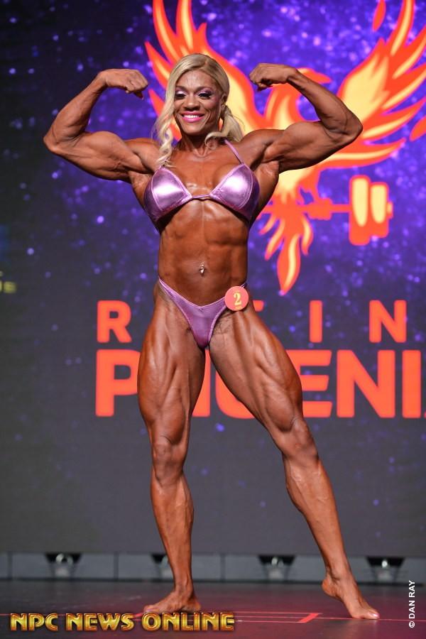 2019 Rising Phoenix Women's Bodybuilding World Championship! 5533507