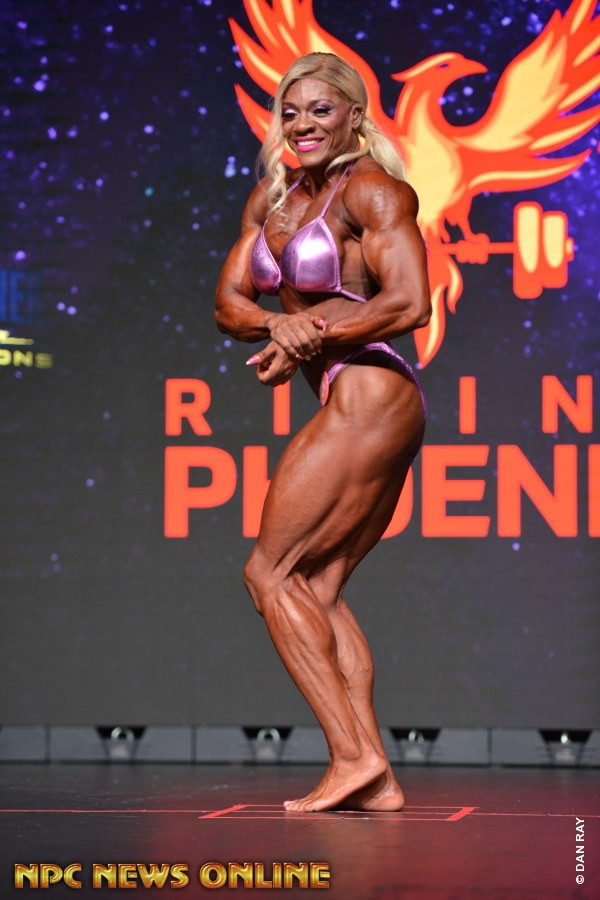 2019 Rising Phoenix Women's Bodybuilding World Championship! 5533527
