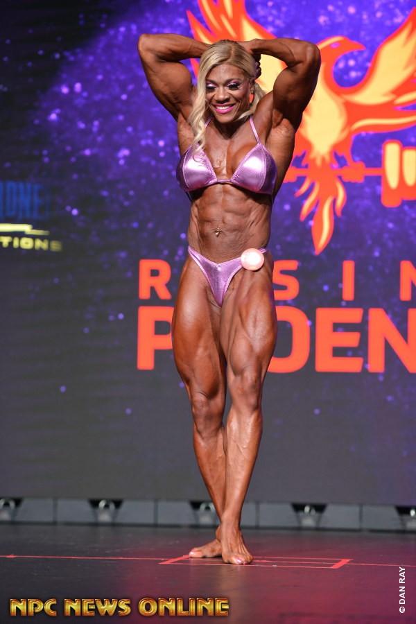 2019 Rising Phoenix Women's Bodybuilding World Championship! 5533563