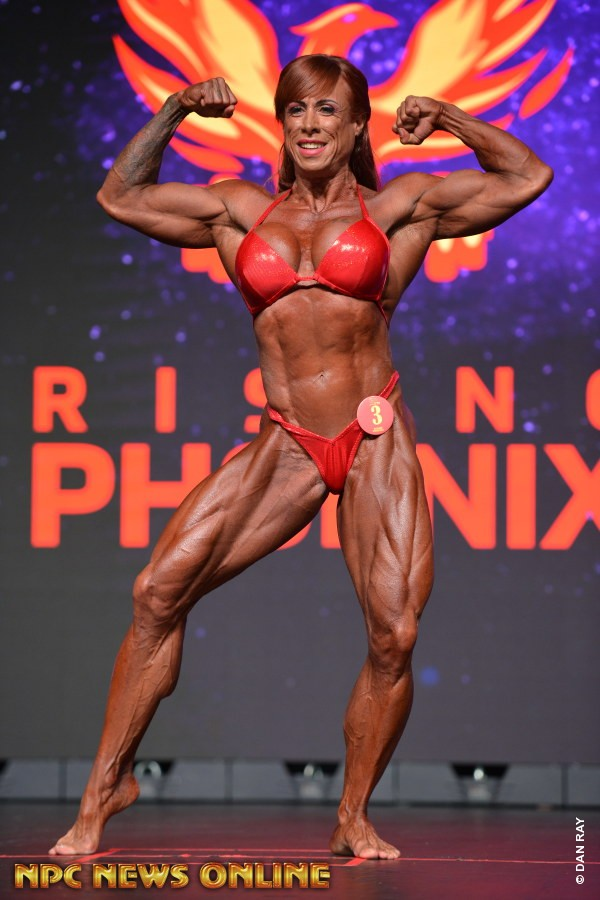 2019 Rising Phoenix Women's Bodybuilding World Championship! 5533595