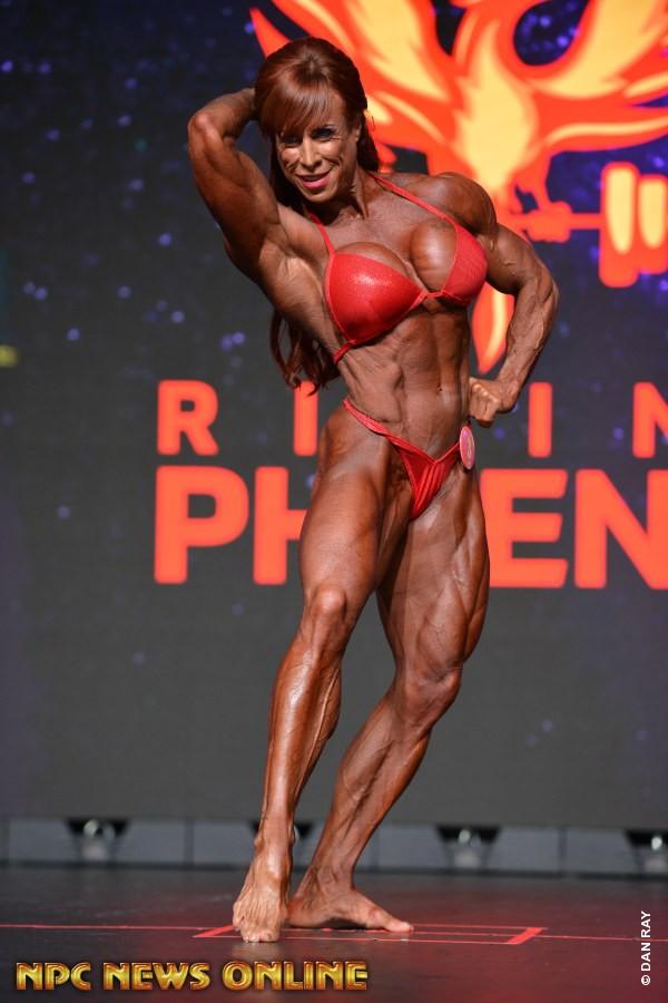 2019 Rising Phoenix Women's Bodybuilding World Championship! 5533673