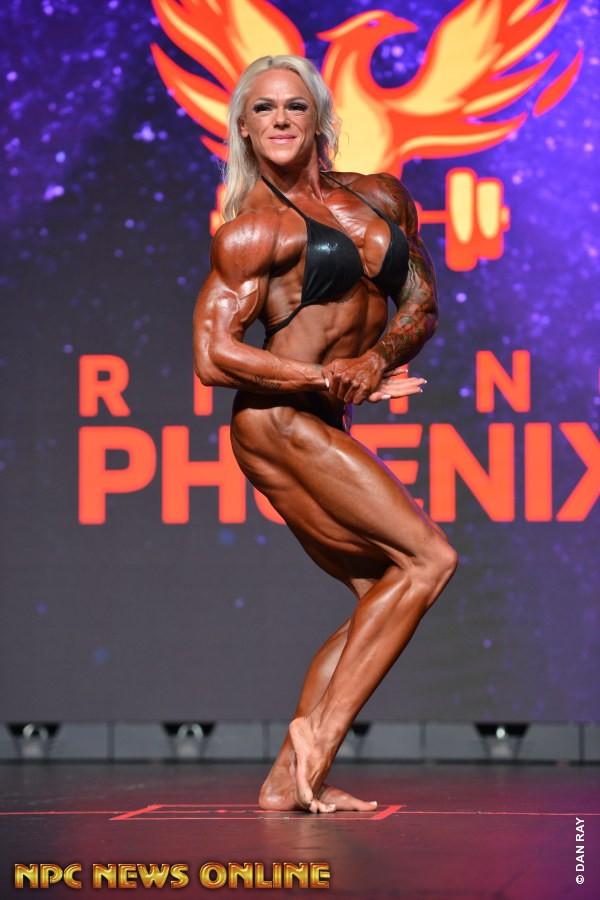 2019 Rising Phoenix Women's Bodybuilding World Championship! 5533696