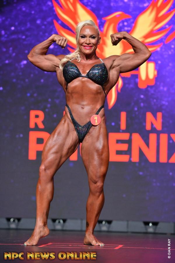 2019 Rising Phoenix Women's Bodybuilding World Championship! 5533929