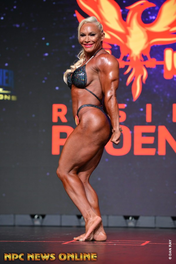 2019 Rising Phoenix Women's Bodybuilding World Championship! 5533966
