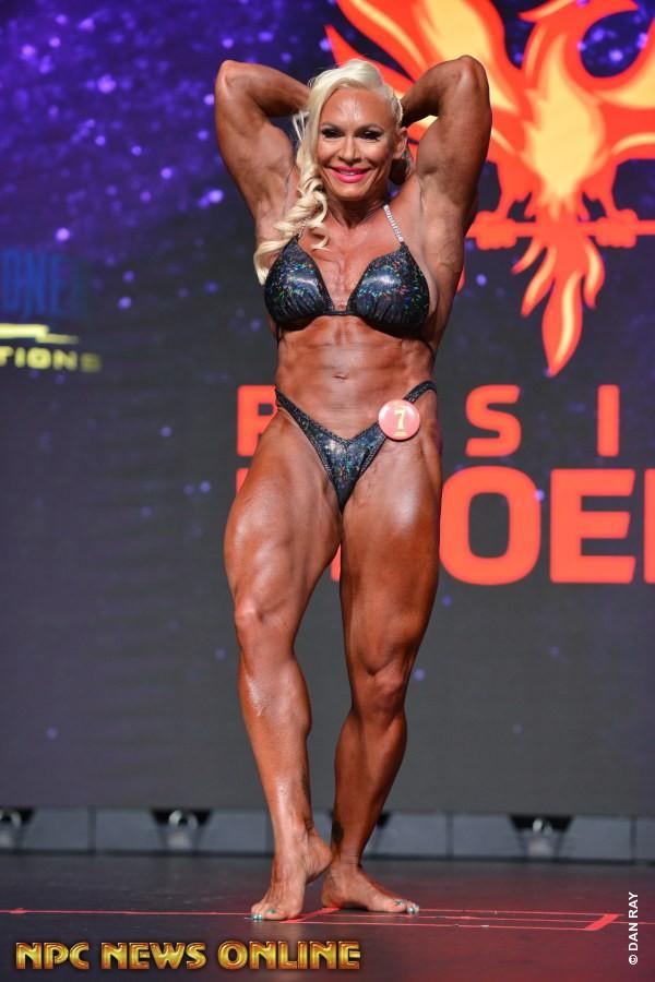 2019 Rising Phoenix Women's Bodybuilding World Championship! 5534005