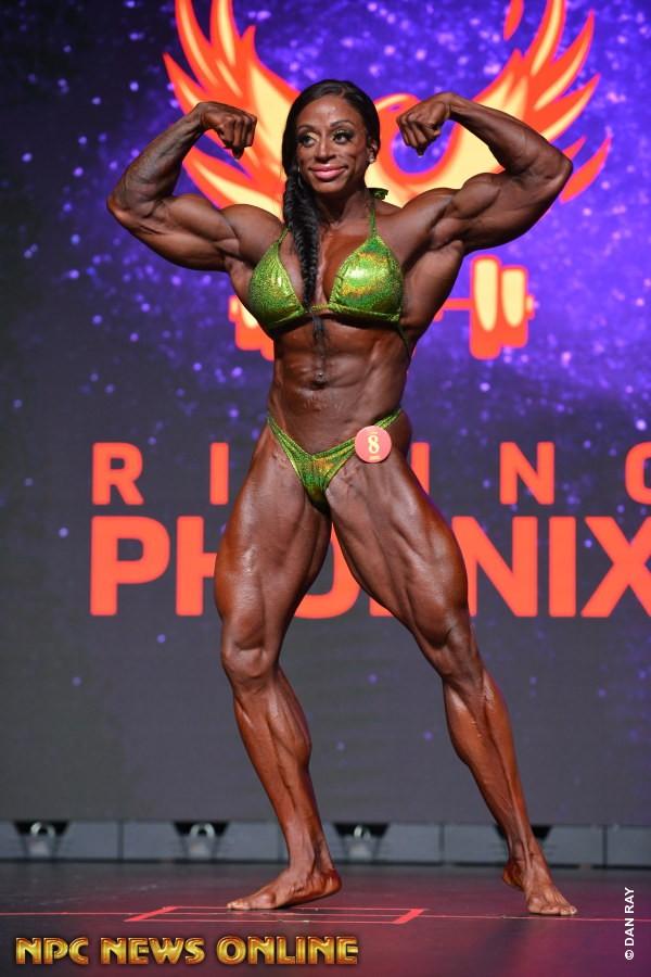 2019 Rising Phoenix Women's Bodybuilding World Championship! 5534027