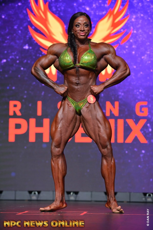 2019 Rising Phoenix Women's Bodybuilding World Championship! 5534051