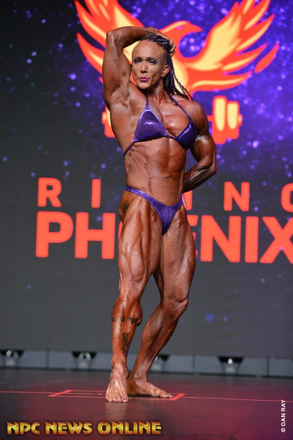 2019 Rising Phoenix Women's Bodybuilding World Championship! 5534190