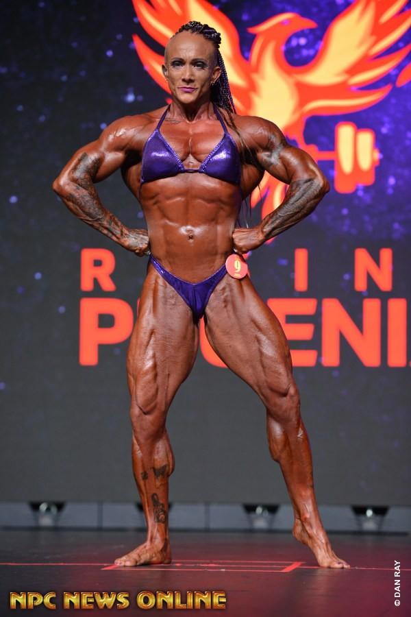 2019 Rising Phoenix Women's Bodybuilding World Championship! 5534244