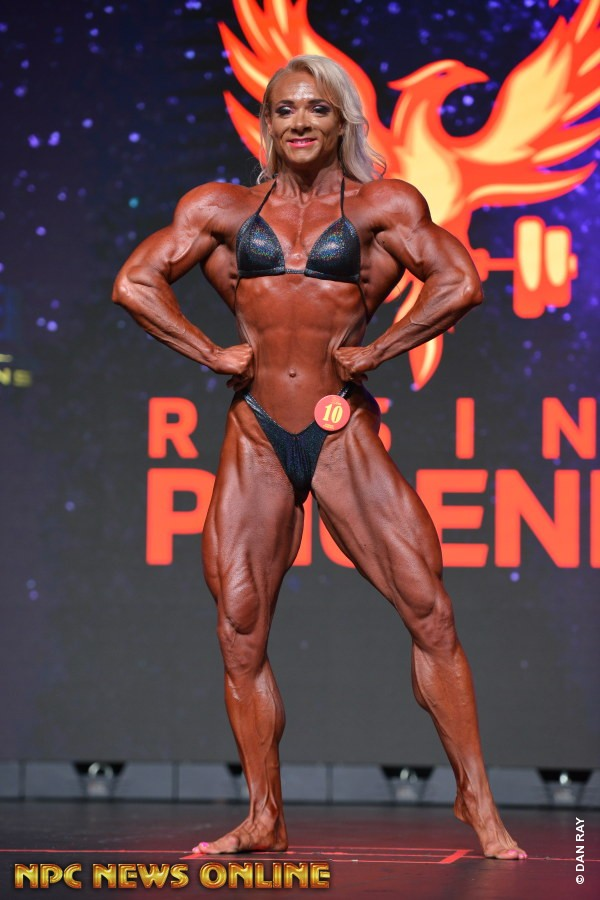 2019 Rising Phoenix Women's Bodybuilding World Championship! 5534266