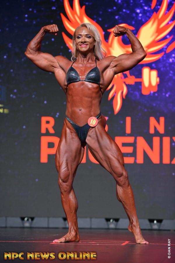2019 Rising Phoenix Women's Bodybuilding World Championship! 5534274