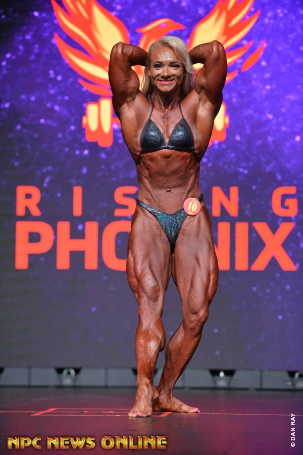 2019 Rising Phoenix Women's Bodybuilding World Championship! 5534330