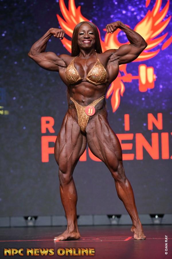 2019 Rising Phoenix Women's Bodybuilding World Championship! 5534366