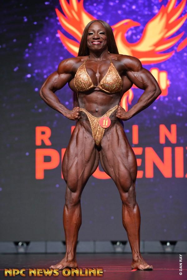 2019 Rising Phoenix Women's Bodybuilding World Championship! 5534377