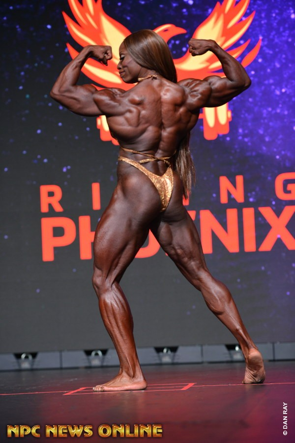 2019 Rising Phoenix Women's Bodybuilding World Championship! 5534435