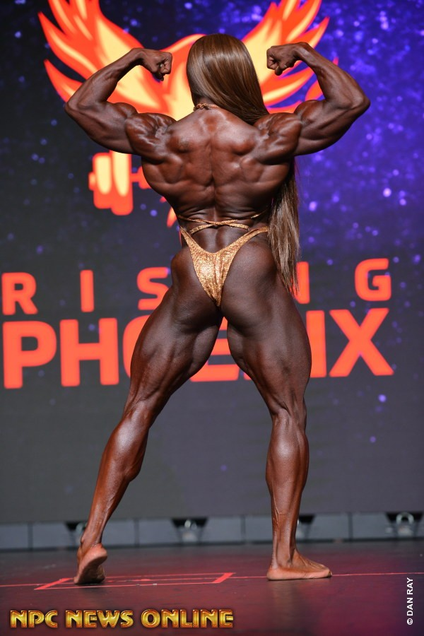 2019 Rising Phoenix Women's Bodybuilding World Championship! 5534462