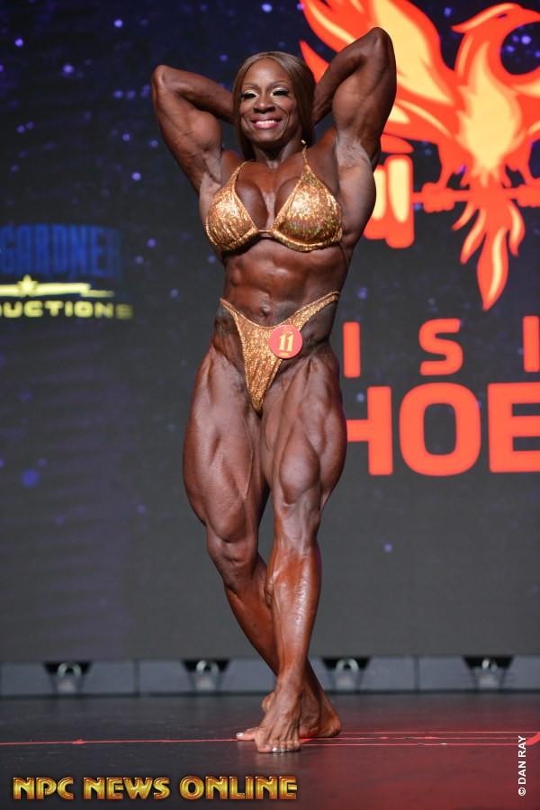 2019 Rising Phoenix Women's Bodybuilding World Championship! 5535130