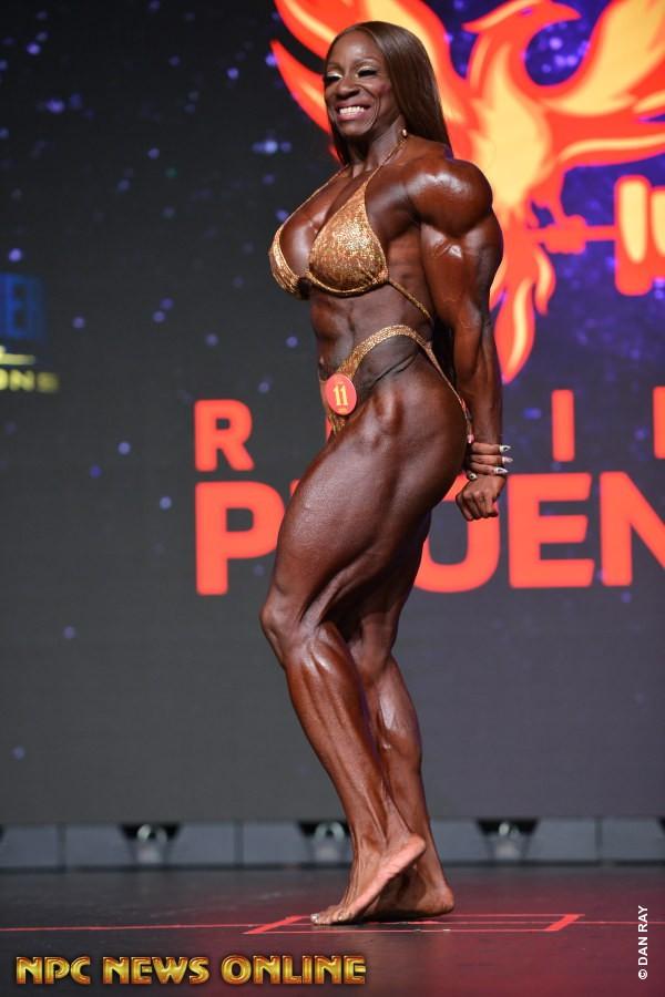 2019 Rising Phoenix Women's Bodybuilding World Championship! 5535171