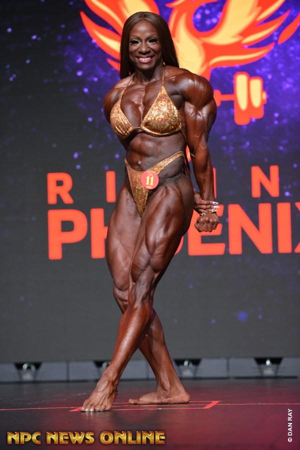 2019 Rising Phoenix Women's Bodybuilding World Championship! 5535187