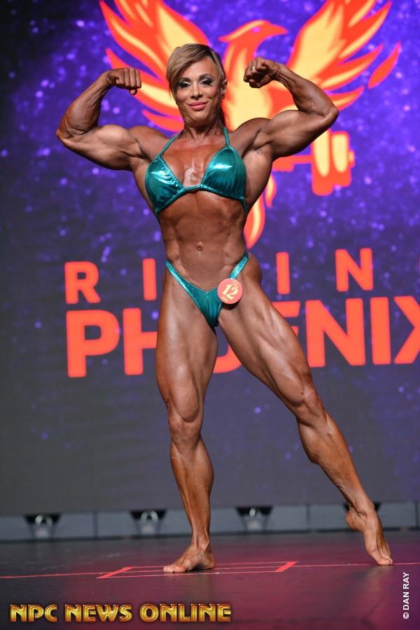 2019 Rising Phoenix Women's Bodybuilding World Championship! 5535281