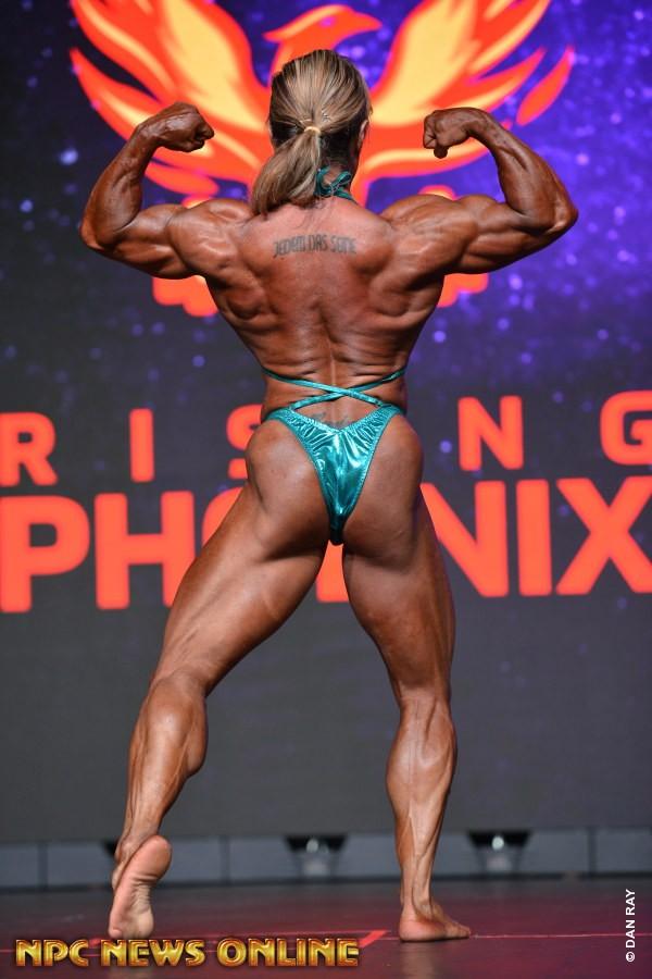 2019 Rising Phoenix Women's Bodybuilding World Championship! 5535322