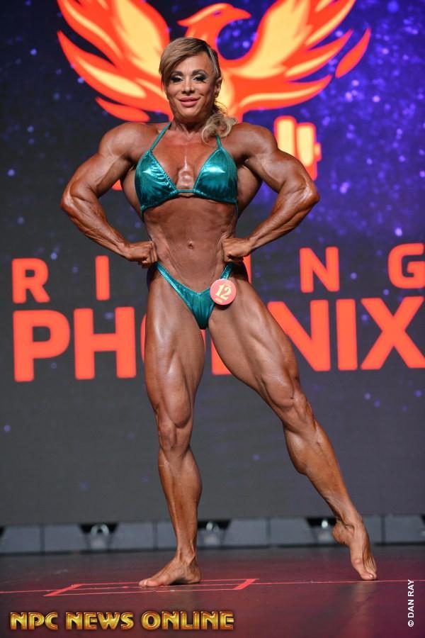 2019 Rising Phoenix Women's Bodybuilding World Championship! 5535374