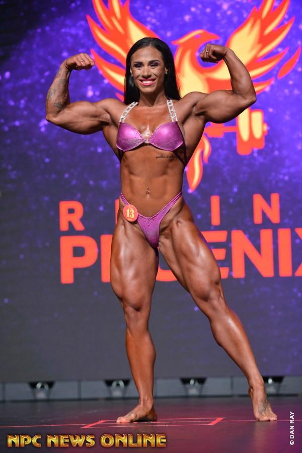 2019 Rising Phoenix Women's Bodybuilding World Championship! 5535428