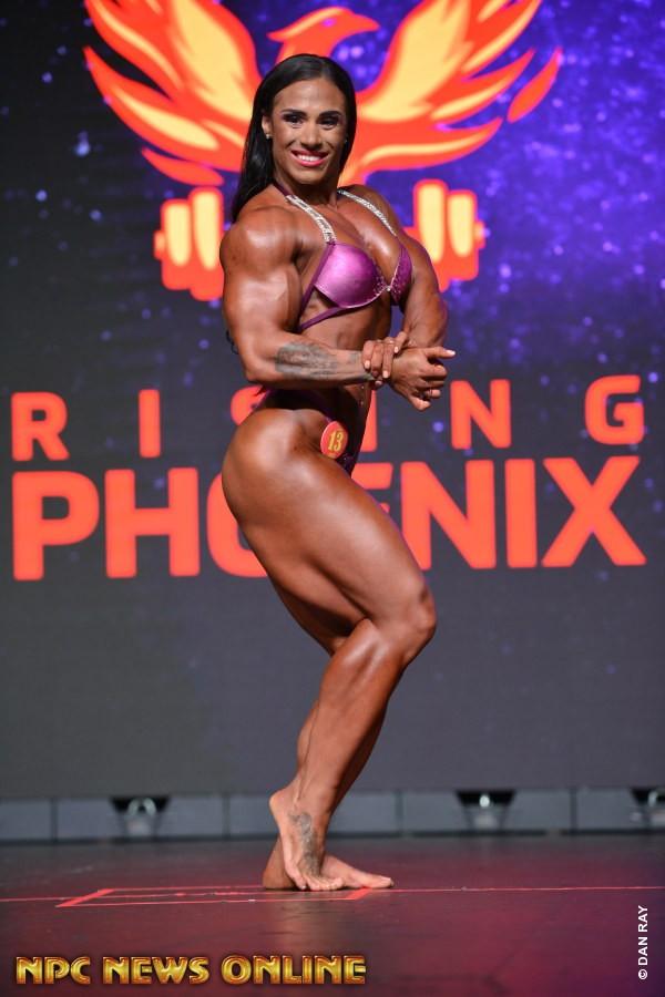 2019 Rising Phoenix Women's Bodybuilding World Championship! 5535495