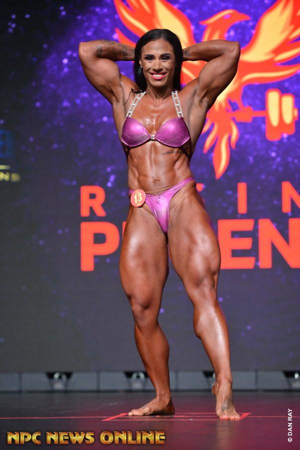 2019 Rising Phoenix Women's Bodybuilding World Championship! 5535599