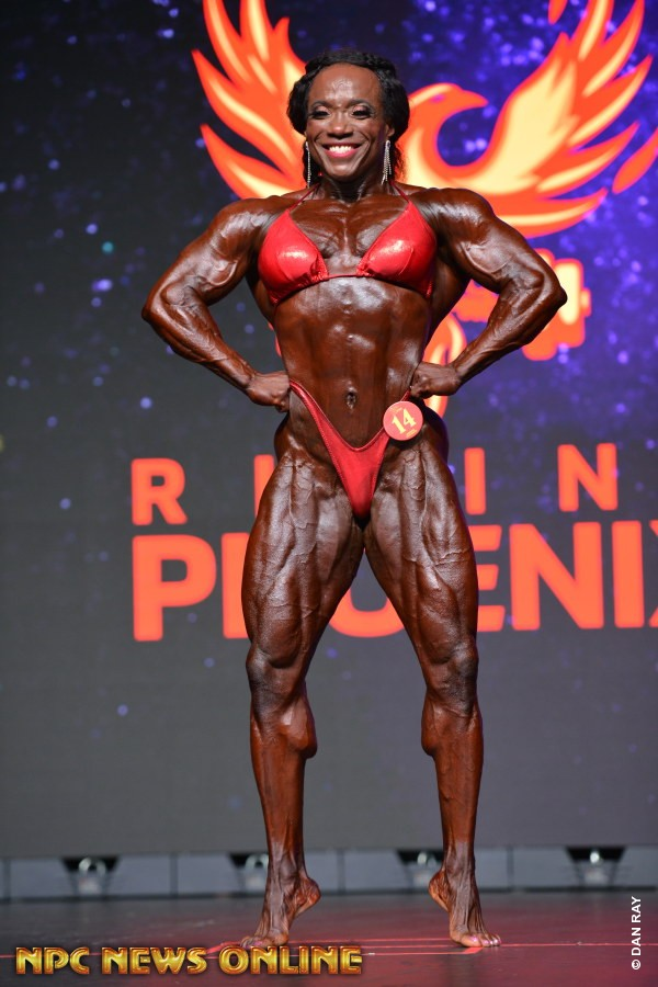 2019 Rising Phoenix Women's Bodybuilding World Championship! 5535631