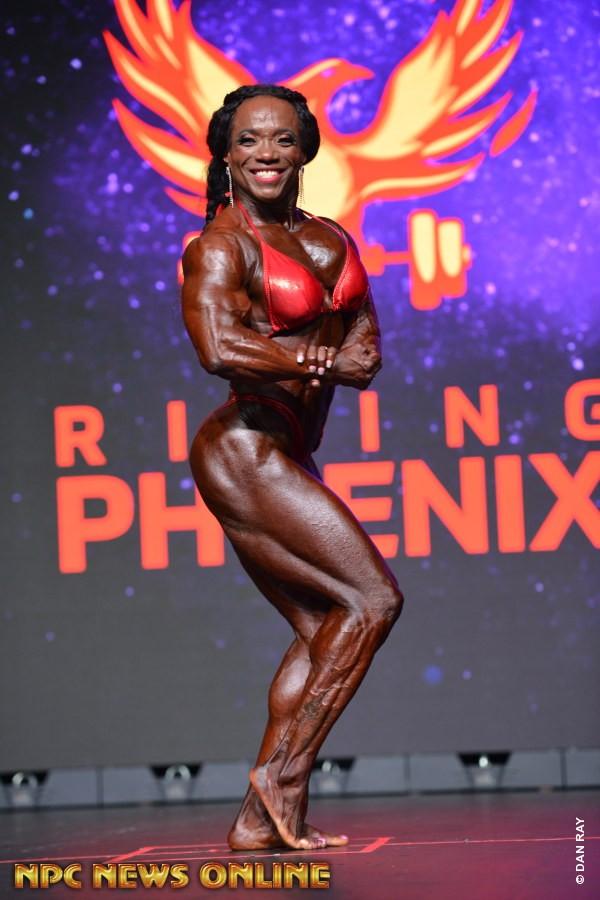 2019 Rising Phoenix Women's Bodybuilding World Championship! 5535659
