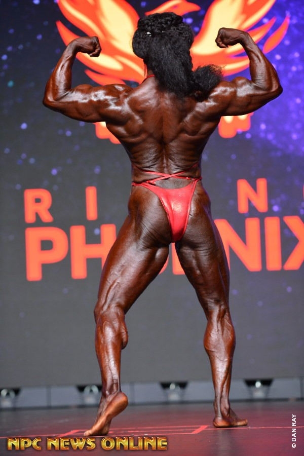 2019 Rising Phoenix Women's Bodybuilding World Championship! 5535703