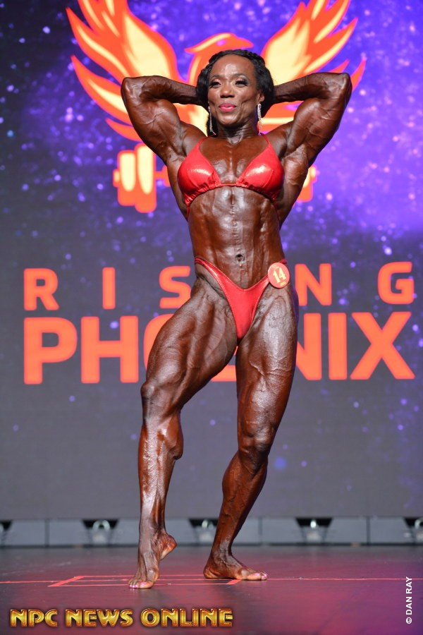 2019 Rising Phoenix Women's Bodybuilding World Championship! 5535743