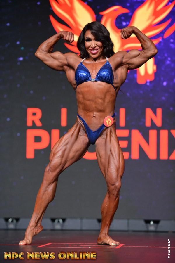 2019 Rising Phoenix Women's Bodybuilding World Championship! 5535798