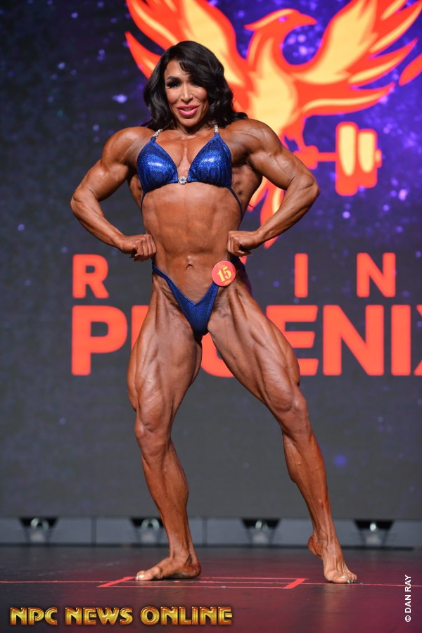 2019 Rising Phoenix Women's Bodybuilding World Championship! 5535807