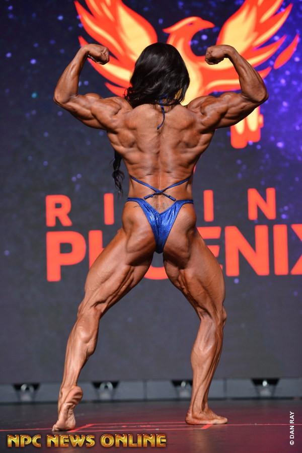 2019 Rising Phoenix Women's Bodybuilding World Championship! 5535877