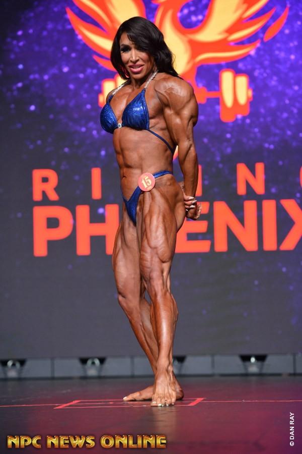 2019 Rising Phoenix Women's Bodybuilding World Championship! 5535968