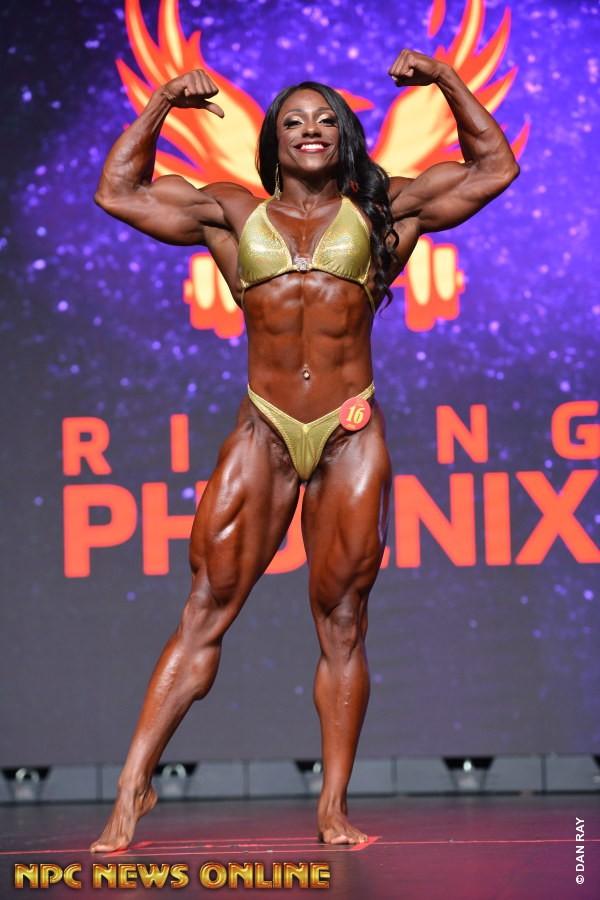 2019 Rising Phoenix Women's Bodybuilding World Championship! 5536051