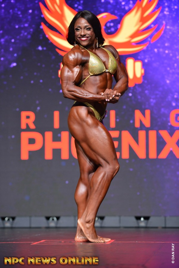 2019 Rising Phoenix Women's Bodybuilding World Championship! 5536087