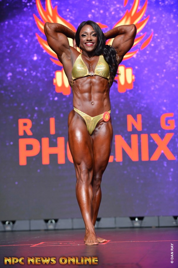 2019 Rising Phoenix Women's Bodybuilding World Championship! 5536211