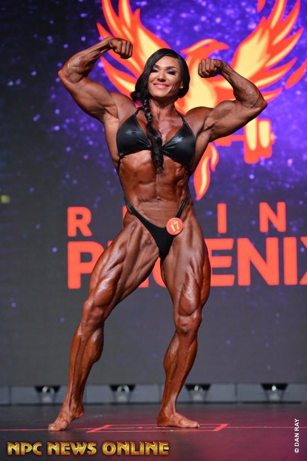 2019 Rising Phoenix Women's Bodybuilding World Championship! 5536290