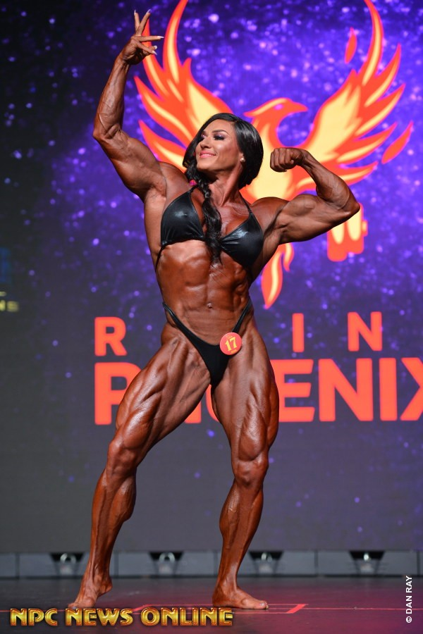 2019 Rising Phoenix Women's Bodybuilding World Championship! 5536306