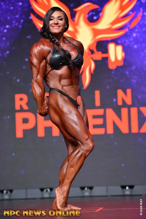 2019 Rising Phoenix Women's Bodybuilding World Championship! 5536481