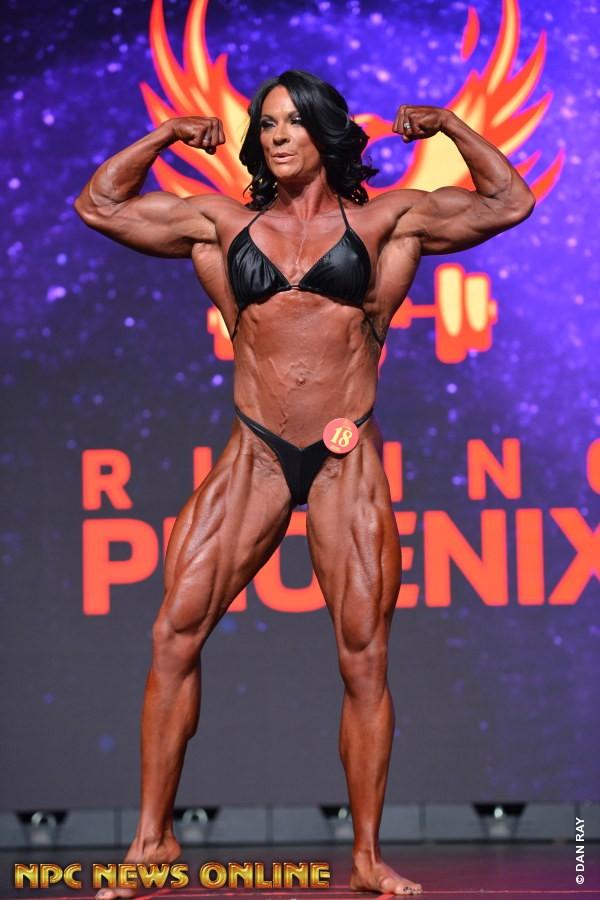 2019 Rising Phoenix Women's Bodybuilding World Championship! 5536590