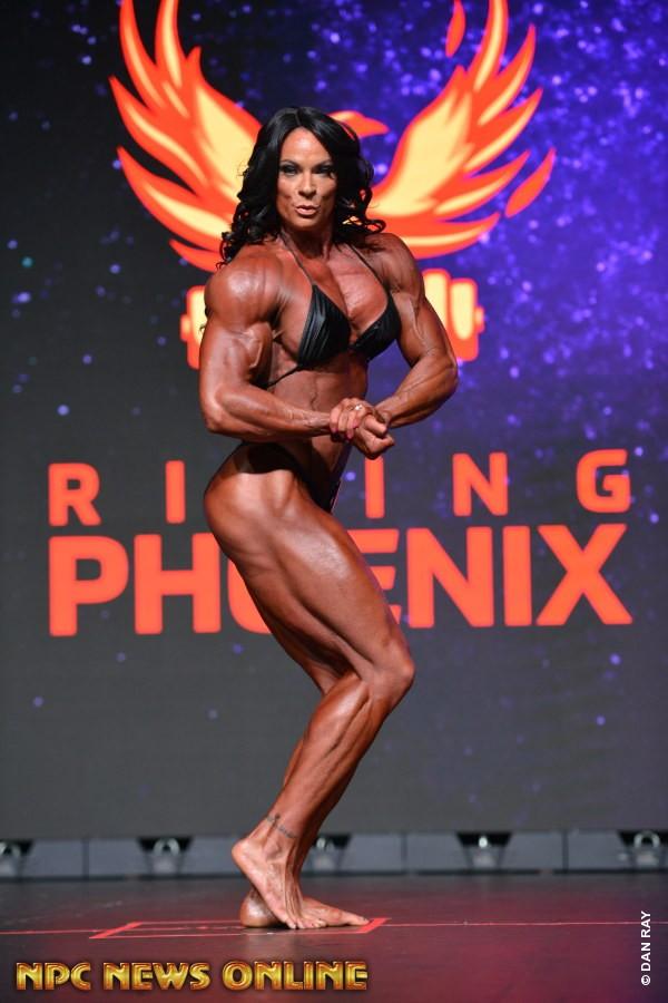 2019 Rising Phoenix Women's Bodybuilding World Championship! 5536644