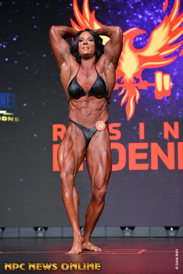 2019 Rising Phoenix Women's Bodybuilding World Championship! 5536764
