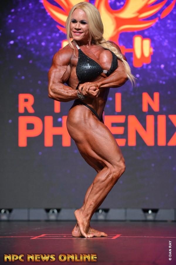2019 Rising Phoenix Women's Bodybuilding World Championship! 5536907