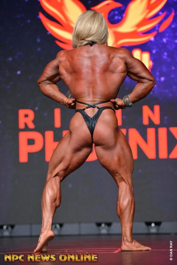 2019 Rising Phoenix Women's Bodybuilding World Championship! 5537010