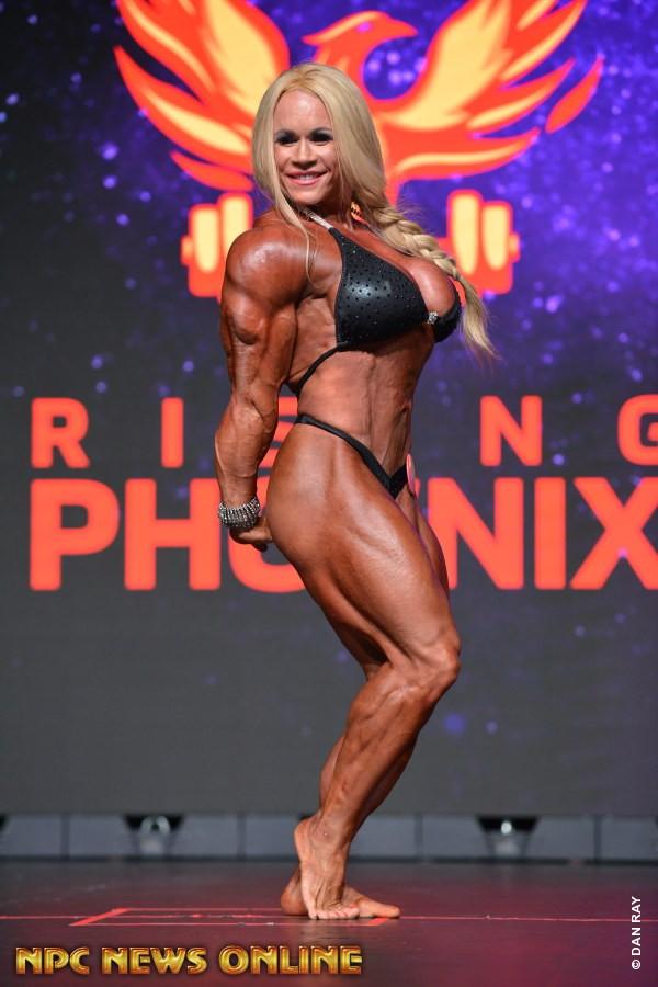 2019 Rising Phoenix Women's Bodybuilding World Championship! 5537037